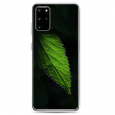 "Samsung Galaxy Note 10 Lite TPU dėklas unikaliu dizainu 1.0 mm ""u-case Airskin Nature 1 design"""