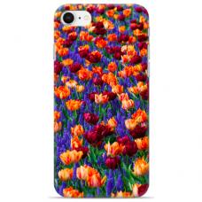 """Iphone 7 / Iphone 8 TPU dėklas unikaliu dizainu 1.0 mm """"u-case Airskin Nature 2 design"""""""