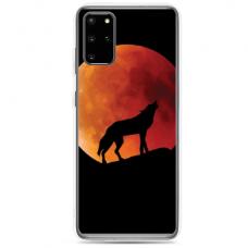 """Samsung Galaxy S20 plus TPU dėklas unikaliu dizainu 1.0 mm """"u-case Airskin Nature 3 design"""""""