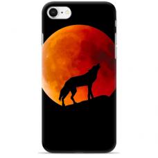 """Iphone SE 2020 TPU dėklas unikaliu dizainu 1.0 mm """"u-case Airskin Nature 3 design"""""""