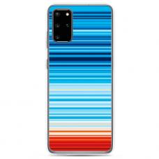 """Samsung Galaxy S10 Lite TPU dėklas unikaliu dizainu 1.0 mm """"u-case Airskin Pattern 2 design"""""""