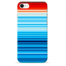 "Iphone 6/6s TPU dėklas unikaliu dizainu 1.0 mm ""u-case Airskin Pattern 2 design"""