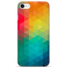 """Iphone 7 / Iphone 8 TPU dėklas unikaliu dizainu 1.0 mm """"u-case Airskin Pattern 3 design"""""""