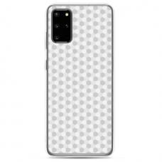 """Samsung Galaxy S10 Lite TPU dėklas unikaliu dizainu 1.0 mm """"u-case Airskin Pattern 5 design"""""""