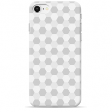 "Iphone 6/6s TPU dėklas unikaliu dizainu 1.0 mm ""u-case Airskin Pattern 5 design"""