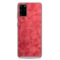 "Samsung Galaxy S20 Plus  TPU dėklas unikaliu dizainu 1.0 mm ""u-case Airskin Pattern 6 design"""