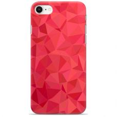 """Iphone 7 / Iphone 8 TPU dėklas unikaliu dizainu 1.0 mm """"u-case Airskin Pattern 6 design"""""""