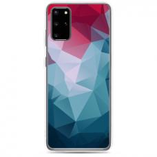 "Samsung Galaxy S20 Plus  TPU dėklas unikaliu dizainu 1.0 mm ""u-case Airskin Pattern 8 design"""