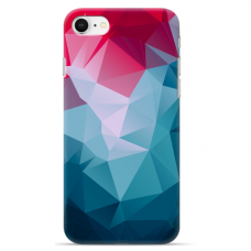 "Iphone 6/6s TPU dėklas unikaliu dizainu 1.0 mm ""u-case Airskin Pattern 8 design"""