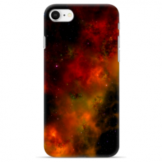 "Iphone 6/6s TPU dėklas unikaliu dizainu 1.0 mm ""u-case Airskin Space 1 design"""