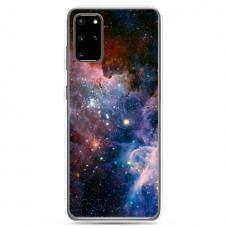 """akcija! Samsung Galaxy S20 silikoninis dėklai su paveikslėliu 1.0 mm """"tavotel Space 2 design"""""""