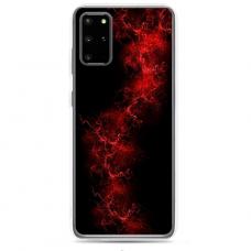 "Samsung Galaxy S20 plus TPU dėklas unikaliu dizainu ""u-case Airskin Space 3 design"""