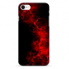"Iphone 6/6s TPU dėklas unikaliu dizainu 1.0 mm ""u-case Airskin Space 3 design"""