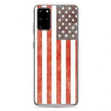 "Samsung Galaxy S20 plus TPU dėklas unikaliu dizainu 1.0 mm ""u-case Airskin USA design"""