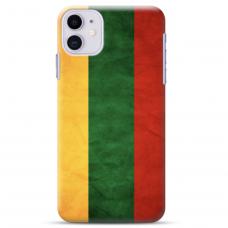 """Iphone 12 Mini TPU dėklas unikaliu dizainu 1.0 mm """"u-case Airskin Lietuva design"""""""