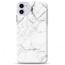 """Iphone 11 TPU dėklas unikaliu dizainu 1.0 mm """"u-case Airskin Marble 6 design"""""""