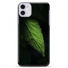 """Iphone 11 TPU dėklas unikaliu dizainu 1.0 mm """"u-case Airskin Nature 1 design"""""""