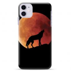 """Iphone 11 TPU dėklas unikaliu dizainu 1.0 mm """"u-case Airskin Nature 3 design"""""""