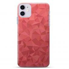 """Iphone 11 TPU dėklas unikaliu dizainu 1.0 mm """"u-case Airskin Pattern 6 design"""""""