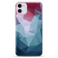 """Iphone 11 TPU dėklas unikaliu dizainu 1.0 mm """"u-case Airskin Pattern 8 design"""""""