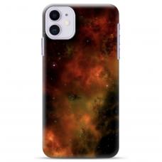 """Iphone 11 TPU dėklas unikaliu dizainu 1.0 mm """"u-case Airskin Space 1 design"""""""