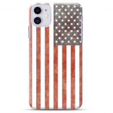 """Iphone 12 TPU dėklas unikaliu dizainu 1.0 mm """"u-case Airskin USA design"""""""