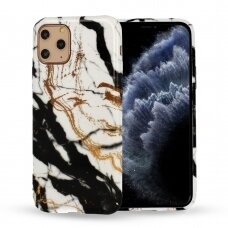 Iphone 12 / 12 pro dėklas Marble Silicone silikonas Dizainas 3