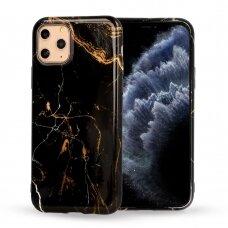 Iphone 12 / 12 pro dėklas Marble Silicone silikonas Dizainas 4