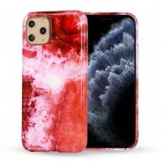 Iphone 12 / 12 pro dėklas Marble Silicone silikonas Dizainas 5
