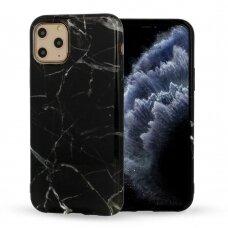 Iphone 12 / 12 pro dėklas Marble Silicone silikonas Dizainas 6