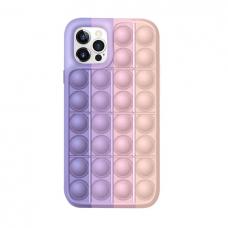 Iphone 11 pro silikoninis dėklas POP IT Design 1