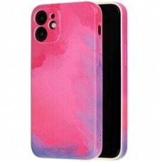 iPhone 12 TPU dėklas Tel Protect Ink design 1