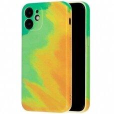 iPhone 12 TPU dėklas Tel Protect Ink design 6