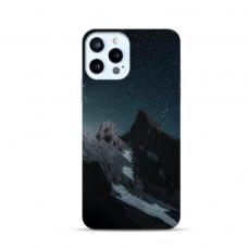 """Iphone 12 Pro max TPU dėklas unikaliu dizainu 1.0 mm """"u-case Airskin Mountains 1 design"""""""