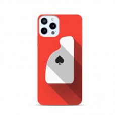 """Iphone 12 pro max TPU dėklas unikaliu dizainu 1.0 mm """"u-case Airskin Ace design"""""""