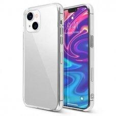 iphone 13 mini dėklas 3MK Clear TPU 1,2 mm permatomas