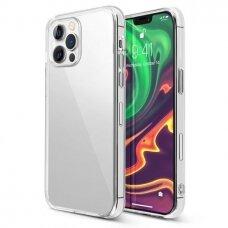 iphone 13 pro dėklas 3MK Clear TPU 1,2 mm permatomas