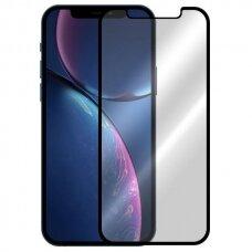 iphone 13/13 pro apsauginis stikliukas 5D Full Glue juodais kraštais