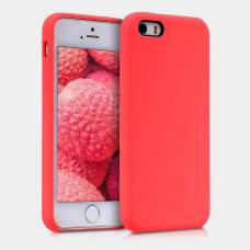 Iphone 5 / 5s / se dėklas Vennus silicone lite raudonas