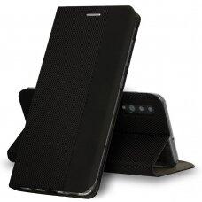 Iphone 6 / 6s atverčiamas dėklas Vennus SENSITIVE book juodas