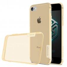 Iphone 6 Plus / 6s plus dėklas nillkin Nature serijos TPU 0,6mm rudas
