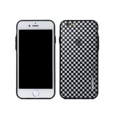 iphone 6/6s dėklas remax gentelmen design 4 tpu+pc plastikas