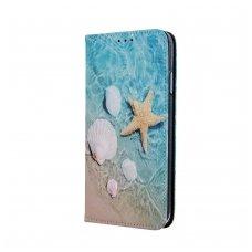 Iphone 7 / Iphone 8 atverčiamas dėklas SMART TRENDY Holiday Ocean