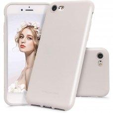 Iphone SE 2020 dėklas MERCURY SILICONE pilkas