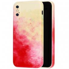 iPhone X/ XS TPU dėklas Tel Protect Ink design 3