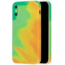 iPhone X/ XS TPU dėklas Tel Protect Ink design 6