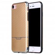 Iphone SE 2020 dėklas pipilu/x-level goodcyl tpu auksinis