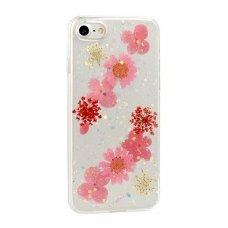 Iphone 7 / Iphone 8 dėklas vennus real flower 4 silikonas