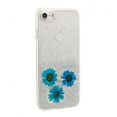Iphone 7 / Iphone 8 dėklas vennus real flower 1 silikonas