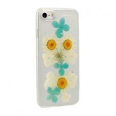 Iphone 7 / Iphone 8 dėklas vennus real flower 2 silikonas